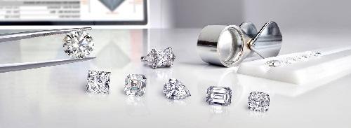 loose diamonds 4cs